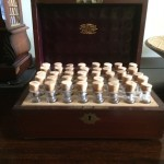 Agatha Christie's Homeopathic remedy kit