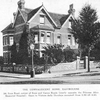 The Homeopathic Convalescent Home Eastbourne