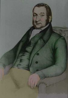 William Charles Ellis 1780 - 1839