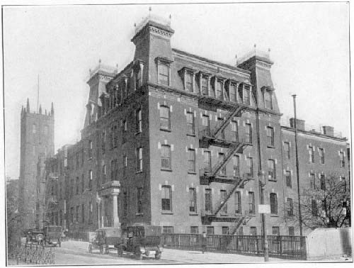 New York Homœopathic Medical College